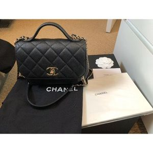 Small Chanel Flap Bag